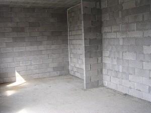 Применение бетонных блоков