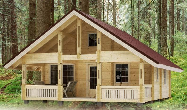 Фундамент для дачного домика