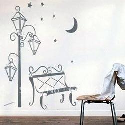Декор стен: постеры, панно, живопись