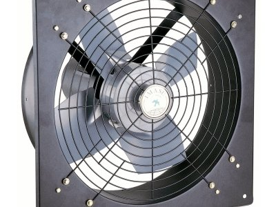 Вытяжной вентилятор для гаража