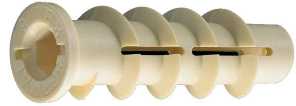 Нейлоновый анкер для газобетона и газосиликата SORMAT KBT 8